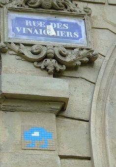 rue des Vinaigriers - Paris 10ème