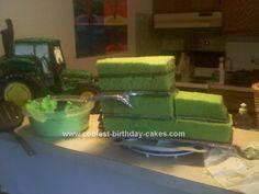 how to make the cake