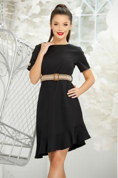 Short Sleeve Dresses, Dresses With Sleeves, Superhero, Amber, Products, Fashion, Moda, Sleeve Dresses, Fashion Styles