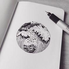 Море почуттів в голові