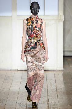 awesome Maison Martin Margiela S/S 2014 | Paris Haute Couture