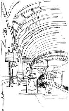 York Station, platform 5A, 27th November 2015
