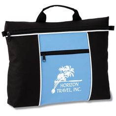 Present your findings in style with this hip bag! #PromotionalBags #MetroBag