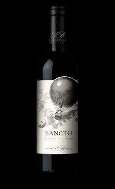 Wine label Chianti Classico | graphic design www.tommasobovo.com