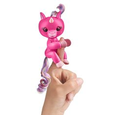 """Fingerlings:Licorne Skye - Wow Wee - Toys""""R""""Us"""