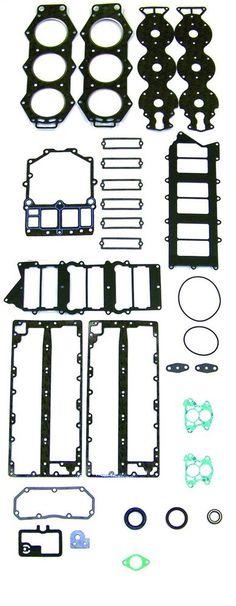 Gasket Kit Powerhead Yamaha V6 76 degree Carb  61A-W0001-01-00