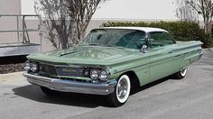 1960 Pontiac Bonneville Two Door Hardtop Maintenance/restoration of old/vintage vehicles: the material for new cogs/casters/gears/pads could be cast polyamide which I (Cast polyamide) can produce. My contact: tatjana.alic@windowslive.com