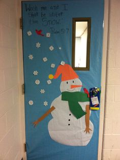 christmas door by mrs moore whca - Christmas Classroom Door