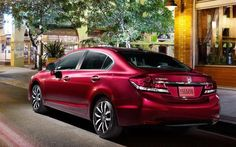 Honda Accord Sedan Deal: Lease for $189 a month for 36 months with $1,999 due at signing. This should be a no-brainer for those seeking a family-size car at a budget price. The Accord performs well in every respect and affords one of the roomiest interiors in its class.