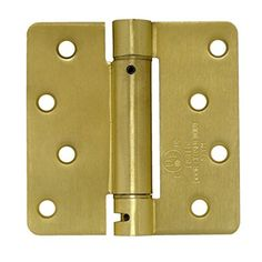 Deltana DSH4R44 Single Action Steel 4Inch x 4Inch x 14Inch Spring Hinge by Deltana >>> Find out more about the great product at the image link.