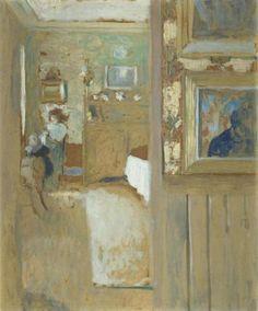 Édouard Vuillard - Chez Maurice Denis à Saint-Germain-en-Laye