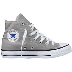 online shopping for Converse Chuck Taylor All Star Hi Top from top store. See new offer for Converse Chuck Taylor All Star Hi Top Mens High Top Shoes, Men's High Top Sneakers, Black High Top Shoes, Retro Sneakers, Grey Sneakers, Converse Sneakers, Converse High, Grey Converse, Canvas Sneakers