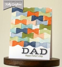 Happy Father's Day - Notable Nest - Kelly Griglione - Parentville by winnie & walter    #winniewalter