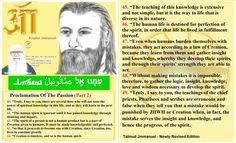 "Proclamation Of The Passion (Part 2)  40. ""Truly, I say to you, there are several here who will not taste the power of spiritual knowledge in this life, and so they will learn in the next life.  41. ""The human spirit is ignorant until it has gained knowledge through thinking and inquiry.  42. ""The spirit of a person is not a human product but is a part of Creation given to humans. It must be made knowledgeable and perfected,  43. ""so that it proceeds to become one with Creation, since…"