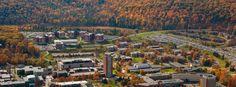 Binghamton University campus