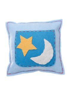 Tooth Fairy Pillow by Kata Golda on Gilt.com