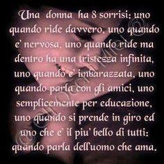 #love #verita'  #sorriso #donna #amore
