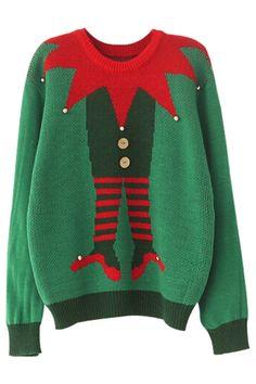 green clown christmas sweater for women crew neck ugly sweater for winter Christmas Sweaters For Women, Christmas Jumpers, Ugly Christmas Sweater, Ugly Sweater, Sweater Hoodie, Pullover Sweaters, Cardigans, Warm Sweaters, Green Christmas