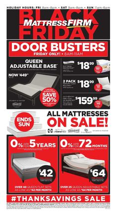 Mattress Firm Weekly Ad September 20 October 2017 Do You Know What S In And Hot The For This Week Here Are