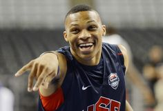 Russell Westbrook is THE BEST! http://www.usatoday.com/sports/olympics/sports/basketball/659890