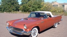 1957 Ford Thunderbird - 1