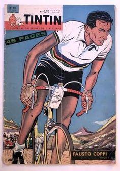 Tintin Fausto Coppi