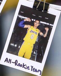 Kyle Kuzma Nba Players, Basketball Players, Kyle Kuzma, Ben Simmons, Magic Johnson, Jiyong, Los Angeles Lakers, One Team, Basketball