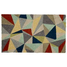 Facet Doormat