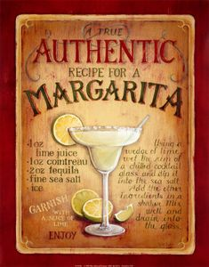 Margarita Wall Art