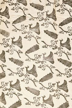 Bid Live on Lot 422 in the Decorative Arts: Design Since 1860 Auction from Lyon & Turnbull. Hand Printed Fabric, Printing On Fabric, William Nicholson, Century Textiles, City Art, Art World, Auction, Pelmets, Pairs