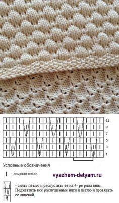 Bitty Taschen Muster stricken Tulip pattern by Deena Thomson-MenardTegan Baby Hat with Baby Boy Knitting Patterns, Crochet Stitches Patterns, Knitting Charts, Baby Knitting Patterns, Knitting Designs, Stitch Patterns, Knitting Room, Lace Knitting, Blanket Crochet
