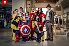 2015 Free Comic Book Day - Group Photo by gurihere