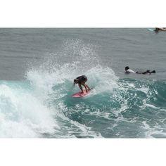 #69slam team rider Hayanna Iguchi ripping it in Bali - July 2014 www.69slam.com