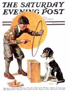 Saturday Evening Post - 1931-07-11: Old Dog, New Tricks (Frederic Stanley)