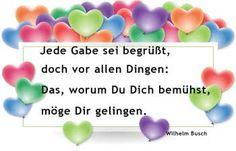 Geburtstags Glueckwunsch Spruch Möge dir gelingen was du tust......
