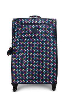 Circular Tribal Pattern Travel Luggage Storage Bag Duffel Bag Handle Makeup Bag Fashion Lightweight Large Capacity Portable Luggage Bag