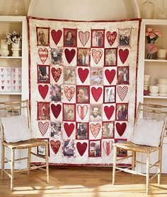 and another photo quilt idea A must for me-all the loves in my life