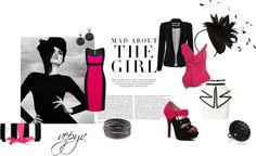 """Girl or woman?"" by azaviki on Polyvore"