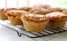 Party Pies Recipe - Australian