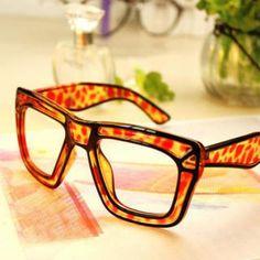 Contrast-Trim Glasses