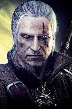 Witcher (Wiedźmin) Geralt