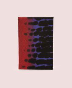 Tie-dye journal from Proenza Schouler