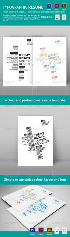 Dj and Musician Press Kit / Resume Template - Resumes Stationery ...