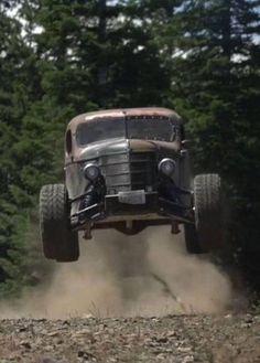 pics of rat rod trucks Dodge Trucks, Lifted Trucks, Truck Drivers, Pickup Trucks, Dually Trucks, Lifted Chevy, Chevrolet Trucks, Cool Trucks, Big Trucks