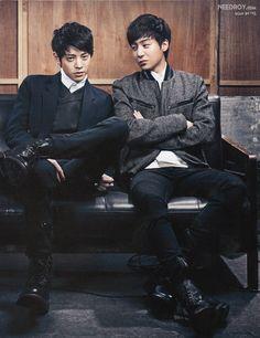 roy kim and jung joon young