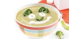 Potage Broco-folie | Recettes IGA | Soupe, Brocoli, Recette facile
