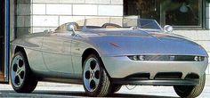 1993 FIAT SCIA BARCHETTA CONCEPT - coachwork by Carrozzeria Maggiora SpA of Moncalieri near Turin.