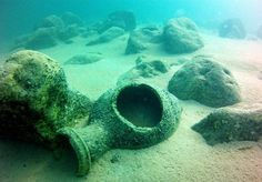 Ancient underwater city discovered off Marmara Sea