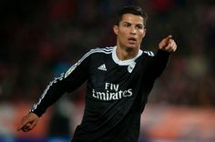 FB Fans: Cristiano Ronaldo Struck Twice in the last 10 minutes against Almeria......