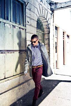 Markham Photography Branding, Military Jacket, Duster Coat, Men's Fashion, Swag, Jackets, Moda Masculina, Down Jackets, Army Fatigue Jacket